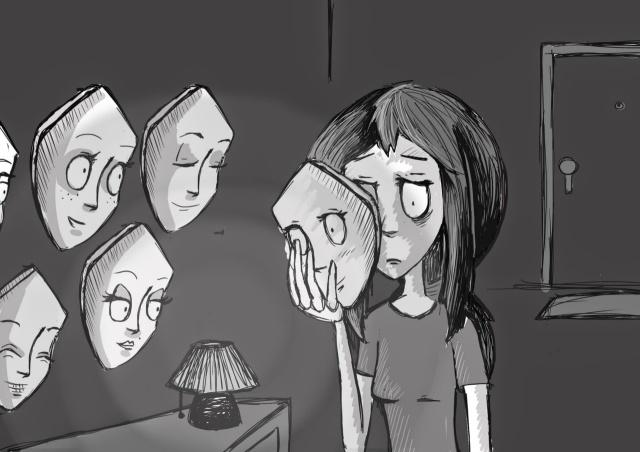 não use mascaras