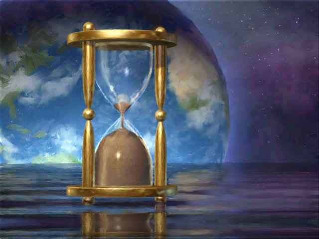 1ª Profecia Maia - Tempo