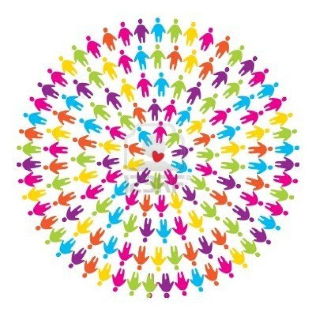 8977571-signo-de-amor-la-paz-y-la-amistad--amor-salvara-el-mundo