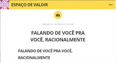 ESPACO VALDIR