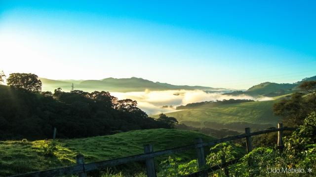 .: Uma das Manhãs mais Lindas de minha Vida: Paraisópolis Chegando
