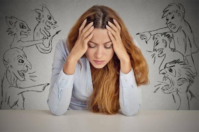 Negatividade gera o medo na sua vida